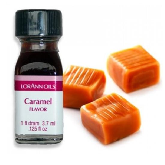 Lorann Oil 3.7ml Dram - Caramel