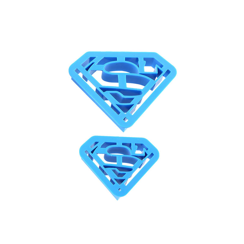 Superman Fondant Cutter Set