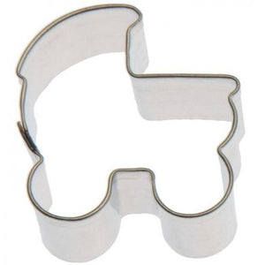 Mini Baby Carriage Cookie Cutter