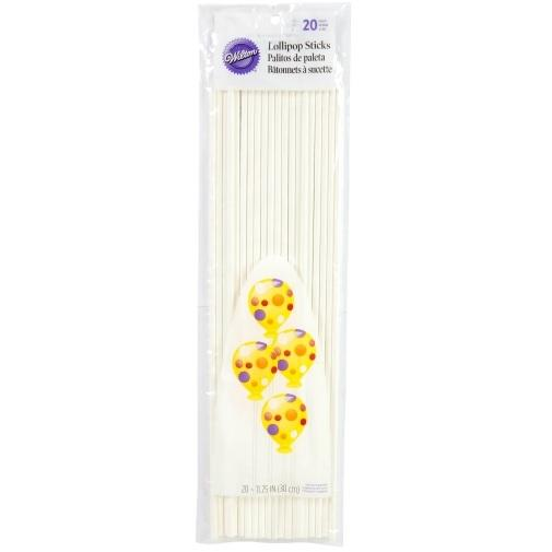 Wilton Lollipop Sticks - 30cm