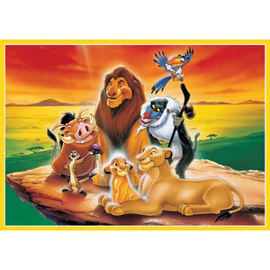 The Lion King Sunset Edible Cake Image - A4 Size