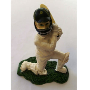 Starline | Cricket Batsman Cake Topper - Kneeling | Sports Party Theme & Supplies