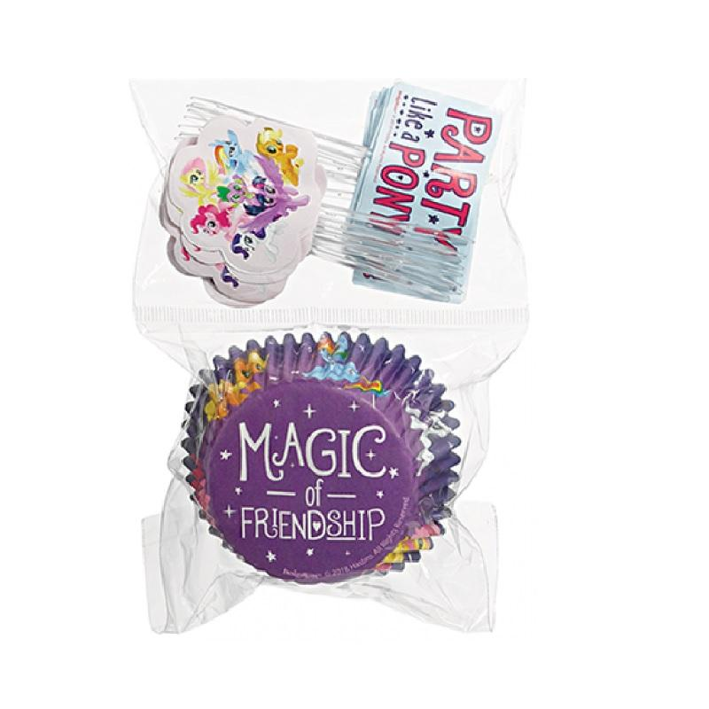 My Little Pony Friendship Adventure Cupcake Kit