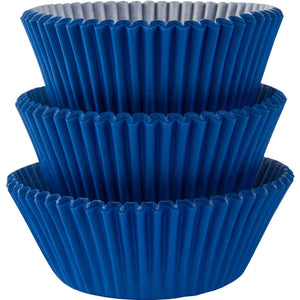 Cupcake Cases - Bright Royal Blue