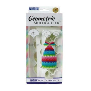 PME | Geometric Multicutter - Mermaid Scales