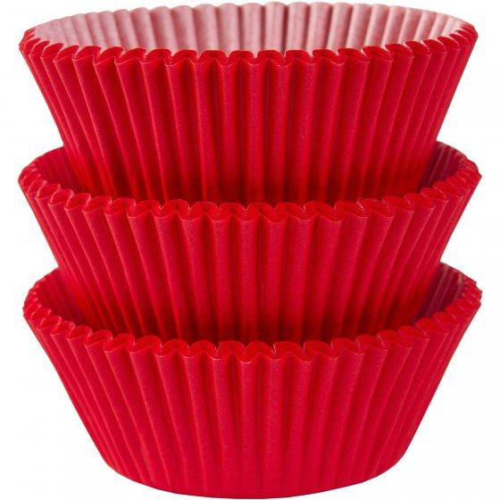 Cupcake Cases - Apple Red