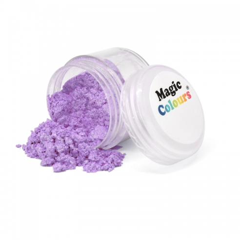 Magic Colours Lustre Dust - Lavender Spark