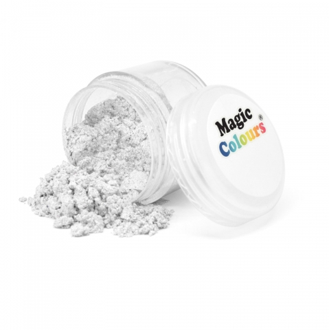 Magic Colours Lustre Dust - Pearl White