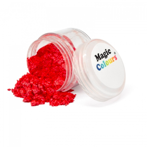 Magic Colours Lustre Dust - Shiny Red