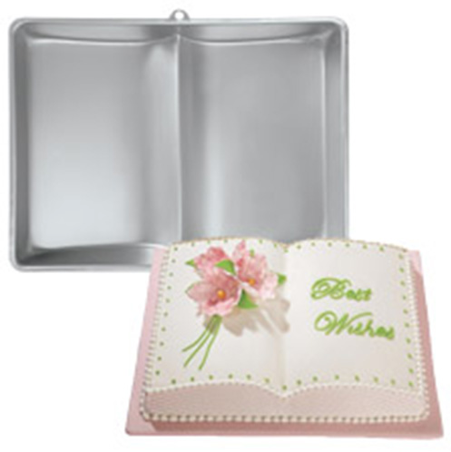 Wilton Book Cake Tin