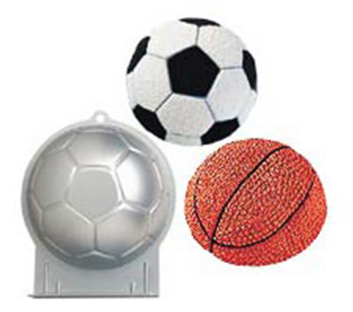 Wilton Soccer Ball Cake Tin