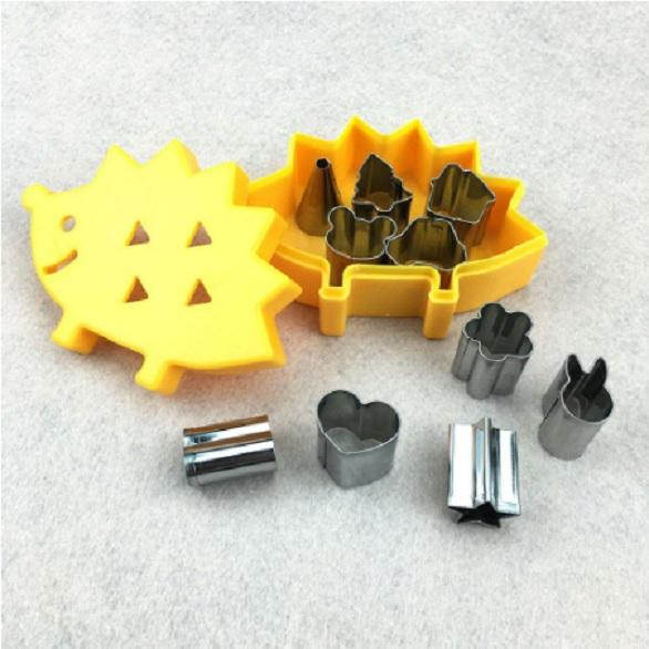 Hedgehog Mini Fondant Cutter Set