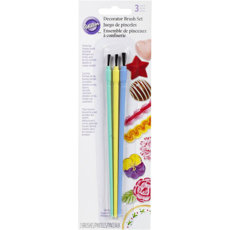 Wilton Decorator Brush Set