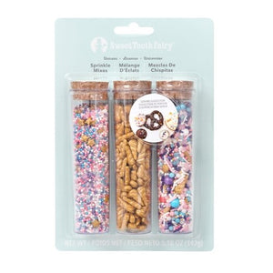 Sweet Tooth Fairy Unicorn Sprinkle Mix | Unicorn Theme & Supplies