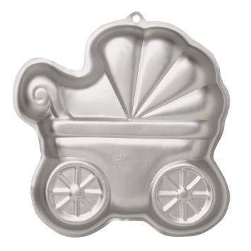 Baby Buggy Cake Tin Hire