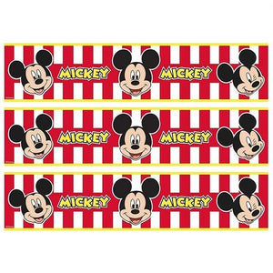 Mickey Mouse Cake Strip Edible Images
