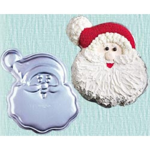 Christmas Santa Cake Tin Hire