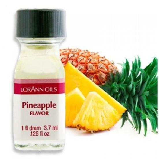 Lorann Oil 3.7ml Dram - Pineapple