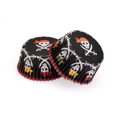Pirates Cupcake Papers