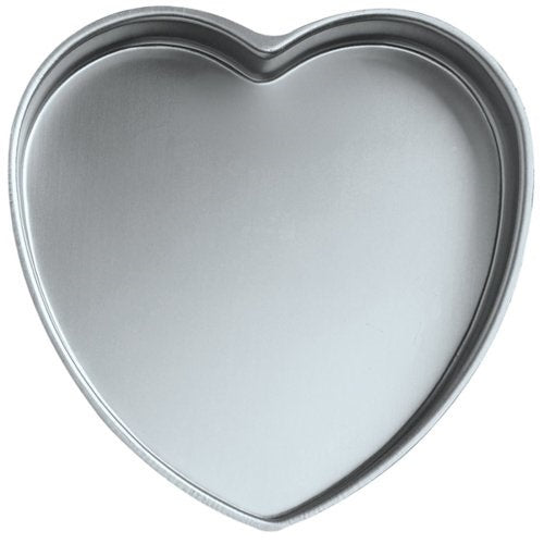 10 Inch Heart Cake Tin Hire
