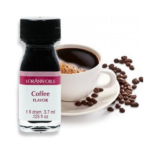 Lorann Oil 3.7ml Dram - Coffee