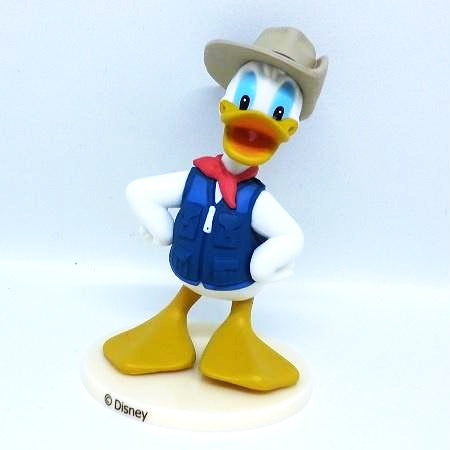 Safari Donald Duck Cake Topper