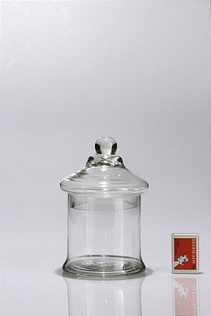 Candy Jar Hire - Small Cylinder