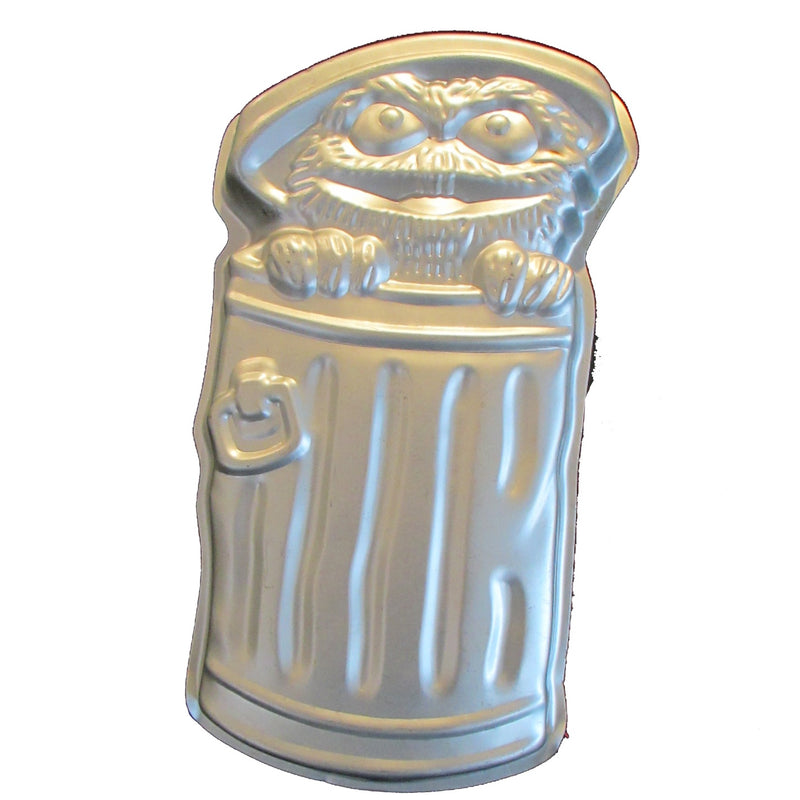 Oscar the Grouch Cake Tin Hire