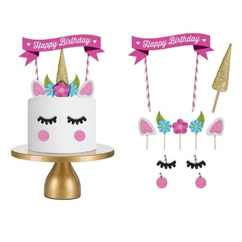 TSW Unicorn Cake Decorating Kit