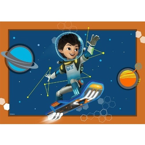 Miles from Tomorrowland Edible Cake Image - A4 Size