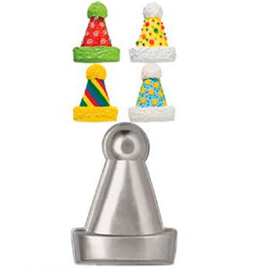 Party Hat Cake Tin Hire