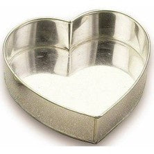 12 Inch Heart Cake Tin Hire