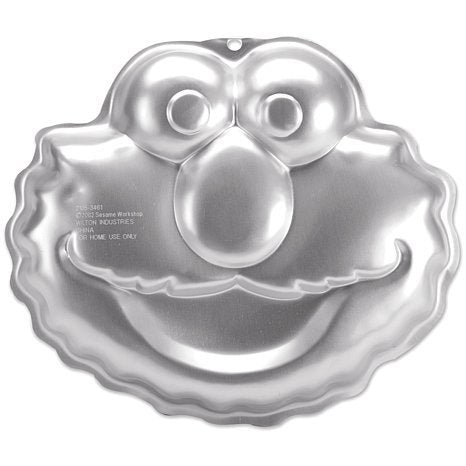 Elmo Cake Tin Hire