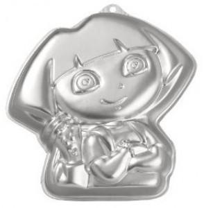Dora the Explorer Cake Tin Hire