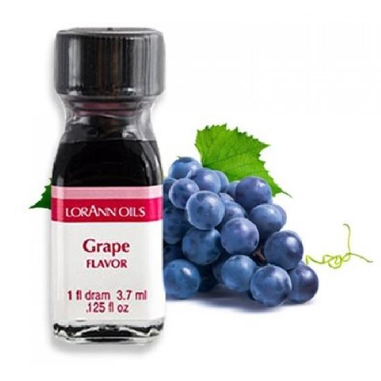 Lorann Oil 3.7ml Dram - Grape