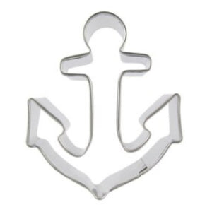 Anchor Cookie Cutter | Pirate Party Theme & Supplies