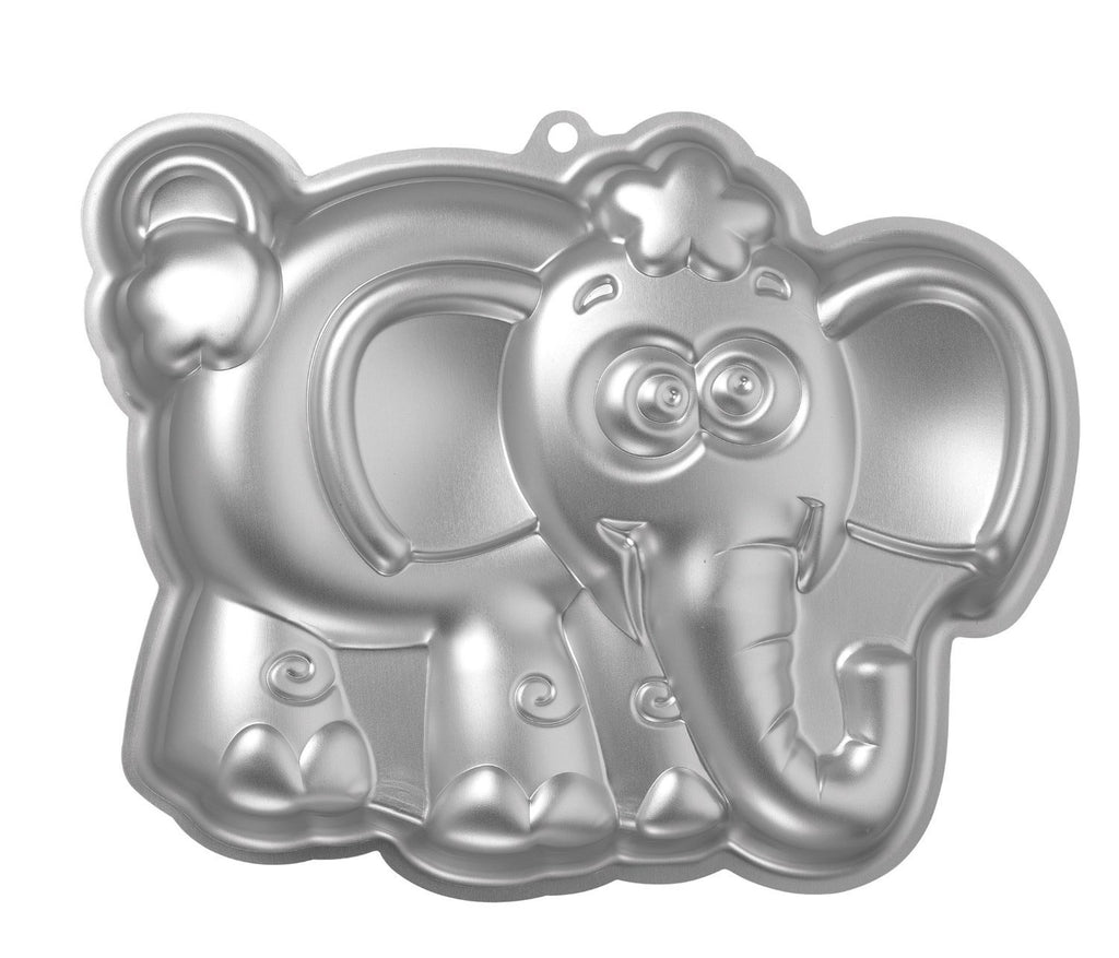 Elephant Cake Tin Hire