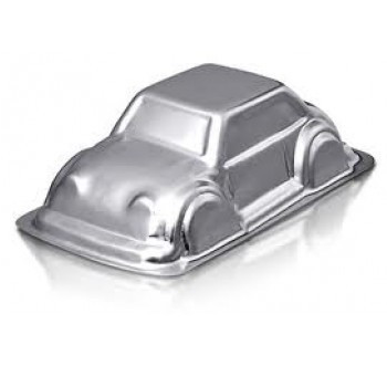 Car Cake Tin Hire