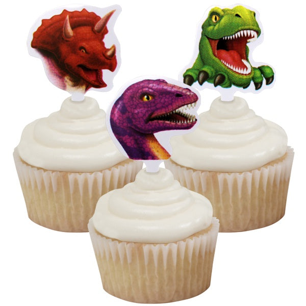 Dino Blast Cupcake Toppers