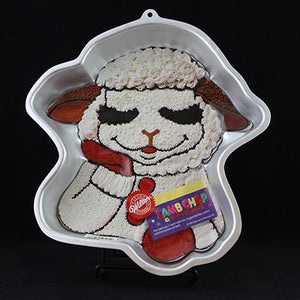 Lamb Chop Cake Tin Hire