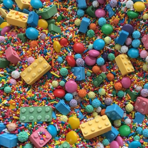 Sprinkle Medley - Building Blocks