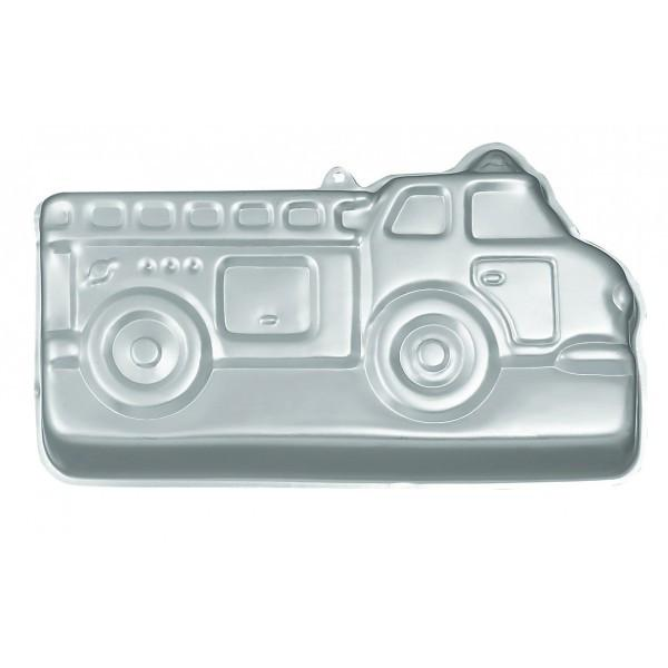 Fire Engine Cake Tin Hire