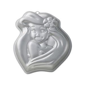 The Little Mermaid Cake Tin Hire