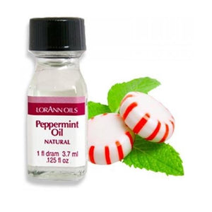 Lorann Oil 3.7ml Dram - Peppermint Oil (Natural)