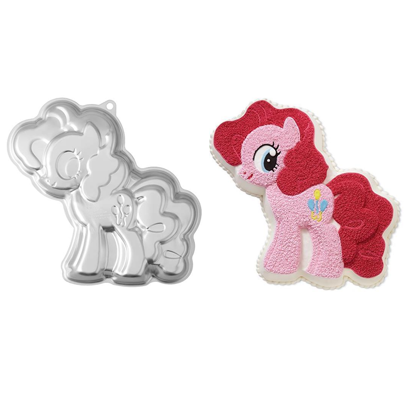 Pinkie Pie My Little Pony Cake Tin Hire