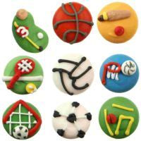 Edible Sports Decorations