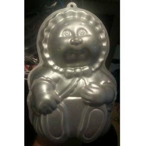 Cabbage Patch Doll Baby Cake Tin Hire