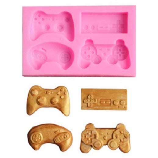 Gaming Controller Silicone Mould | Gaming Party Theme & Supplies |The Studio Workshop