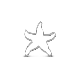 Mini Starfish Cookie Cutter | Under the Sea Baking Supplies