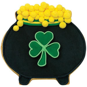 Cookie Cutter - Cauldron or Pot of Gold